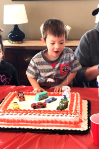 The Day that Changed My Parenting Game - Cake