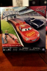 Family Game Night Piston Cup Game Image